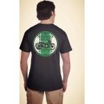 Shamrock Nation Motorcycle Apparel Short Sleeve T-Shirt