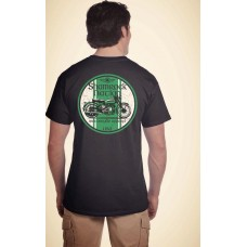 Shamrock Nation Motorcycle Apparel Short Sleeve T-Shirt