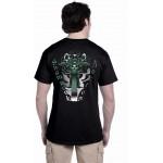 Shamrock Nation Motorcycle Short Sleeve T-Shirt