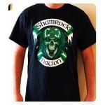 "Shamrock Nation ""Skull"" Short Sleeve T-Shirt"