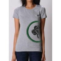 Women's Shamrock Nation Logo T-Shirt